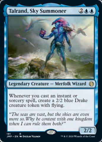 Talrand, Sky Summoner [Jumpstart]