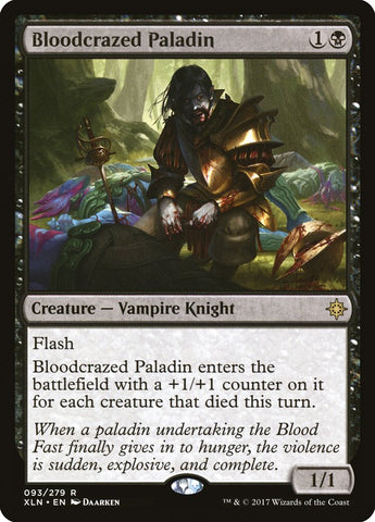 Ixalan Magic 4x Paladin of the Bloodstained Paladin der Blutbesudelten