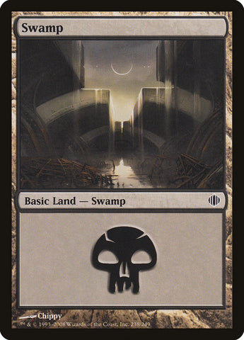 Swamp (238) [Shards of Alara]