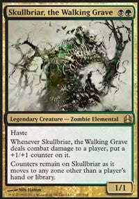 Skullbriar, the Walking Grave [Commander]