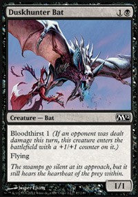 Duskhunter Bat [Magic 2012 (M12)]