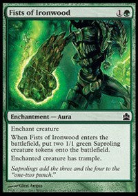 Fists of Ironwood [Commander]