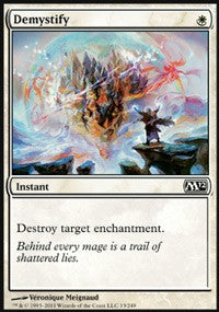 Demystify [Magic 2012 (M12)]