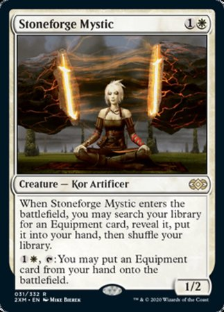 Stoneforge Mystic [Double Masters]
