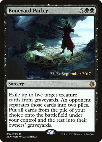 Boneyard Parley [Prerelease Cards]
