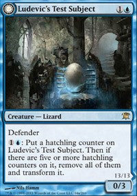 Ludevic's Test Subject [Innistrad]