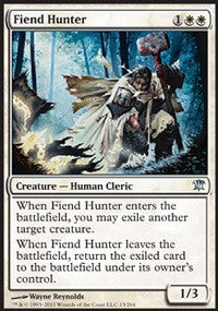 Fiend Hunter [Innistrad]