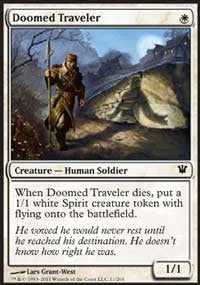 Doomed Traveler [Innistrad]