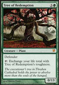 Tree of Redemption [Innistrad]