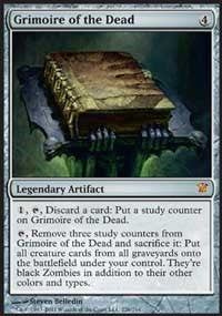 Grimoire of the Dead [Innistrad]