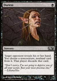 Duress [Magic 2013 (M13)]