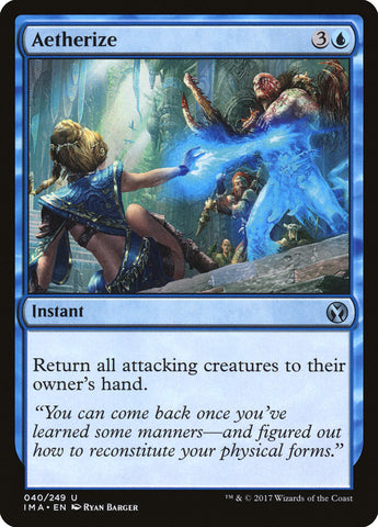 Aetherize [Iconic Masters]