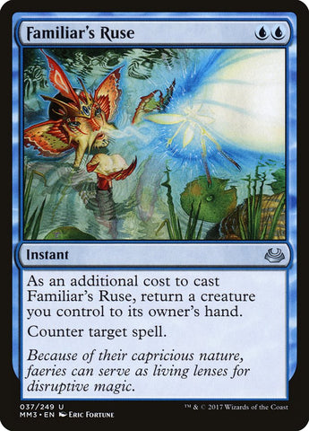 Familiar's Ruse [Modern Masters 2017]
