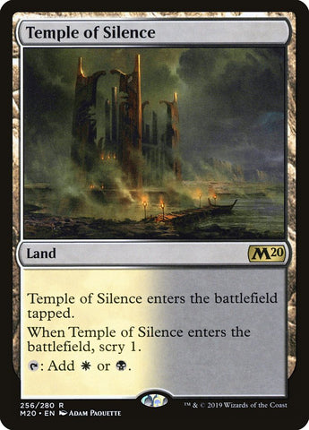 Temple of Silence [Core Set 2020]