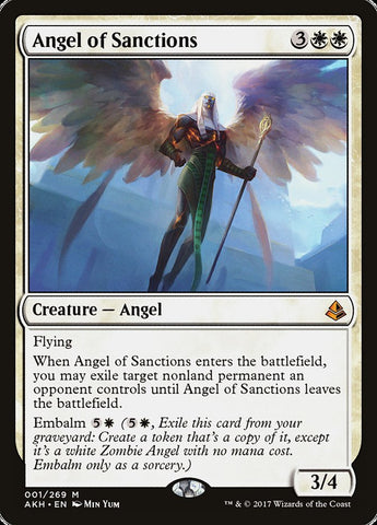 Angel of Sanctions [Amonkhet]