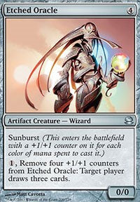 Etched Oracle [Modern Masters]