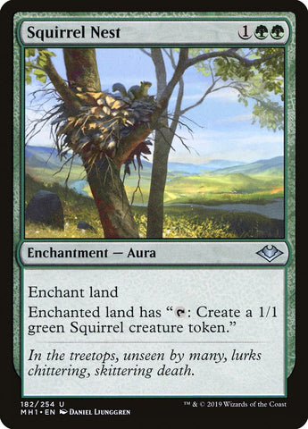 Squirrel Nest [Modern Horizons]