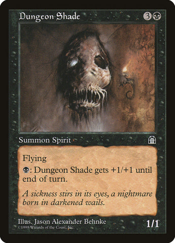 Dungeon Shade [Stronghold]