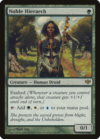 Noble Hierarch [Conflux]