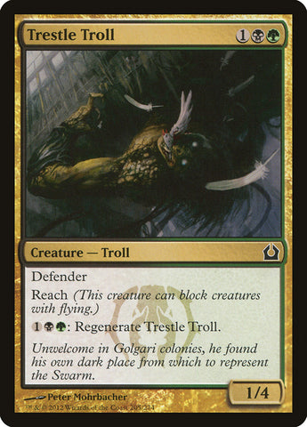 Trestle Troll [Return to Ravnica]