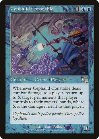 Cephalid Constable [Judgment]
