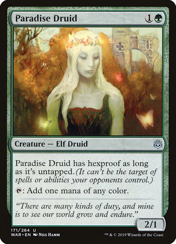Paradise Druid [War of the Spark]