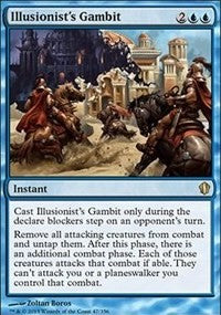 Illusionist's Gambit [Commander 2013]