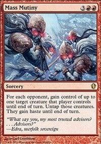 Mass Mutiny [Commander 2013]