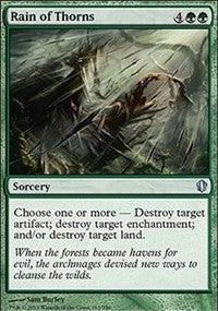 Rain of Thorns [Commander 2013]