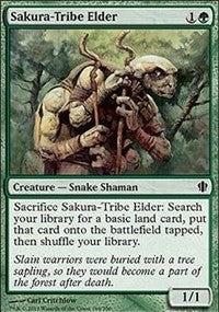 Sakura-Tribe Elder [Commander 2013]