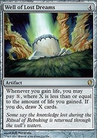 Well of Lost Dreams [Commander 2013]