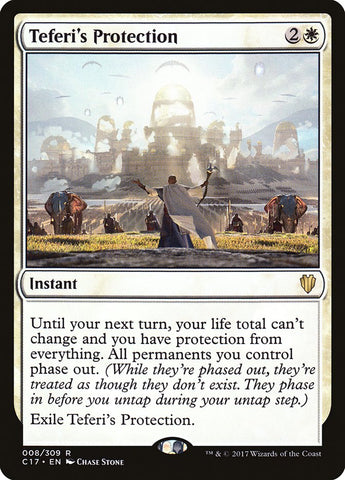 Teferi's Protection [Commander 2017]