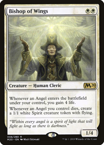 Bishop of Wings [Promo Pack: Core Set 2020]