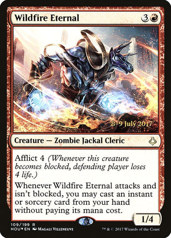Wildfire Eternal [Prerelease Cards]