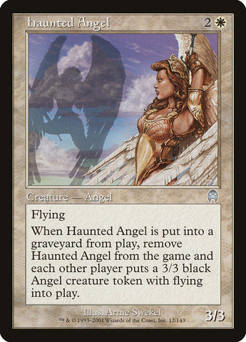 Haunted Angel [Apocalypse]
