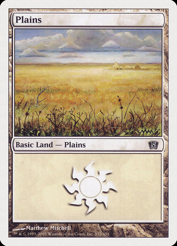 Plains (332) [8th Edition]