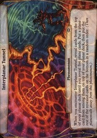 Interplanar Tunnel (Planechase 2012) [Oversize Cards]