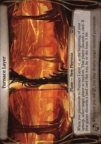 Furnace Layer (Planechase 2012) [Oversize Cards]