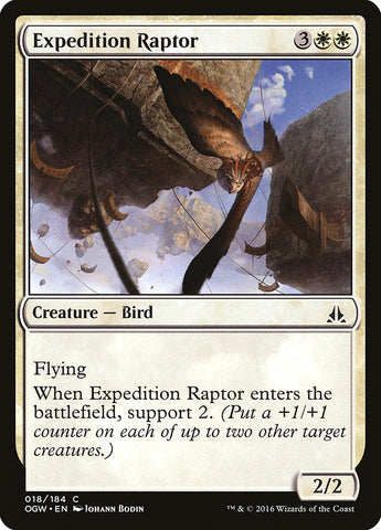 Expedition Raptor [Oath of the Gatewatch]