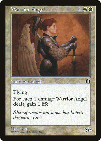 Warrior Angel [Stronghold]