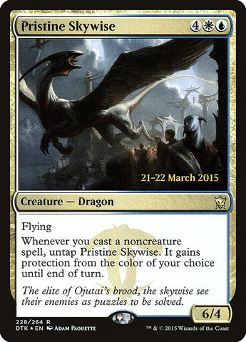Pristine Skywise [Prerelease Cards]