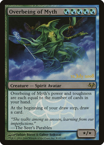 Overbeing of Myth [Prerelease Cards]