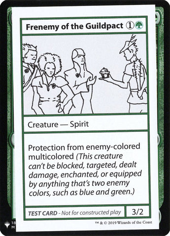 Frenemy of the Guildpact [Mystery Booster: Convention Edition Exclusives]