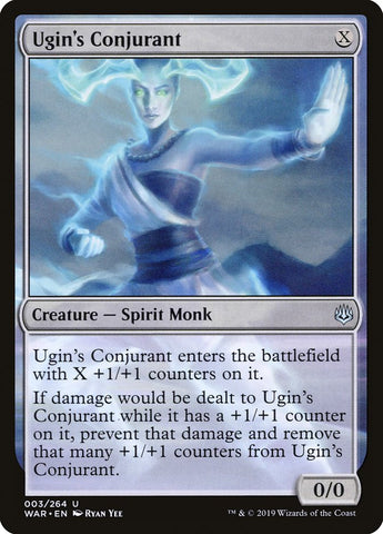 Ugin's Conjurant [War of the Spark]