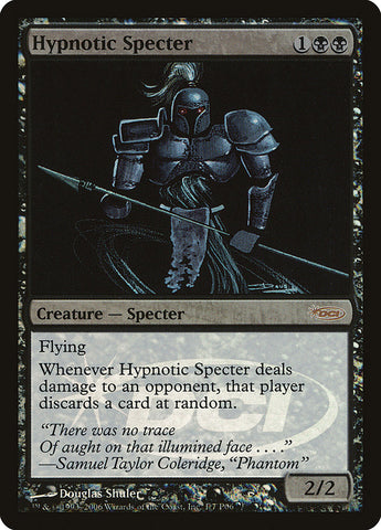 Hypnotic Specter [Magic Player Rewards]