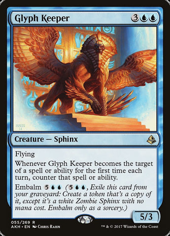 Glyph Keeper [Amonkhet]