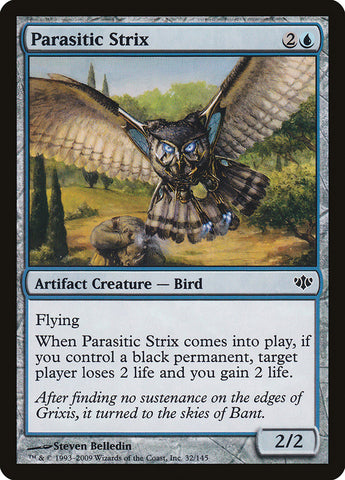 Parasitic Strix [Conflux]