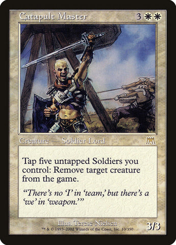 Catapult Master [Onslaught]