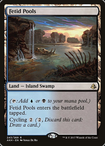 Fetid Pools [Amonkhet]