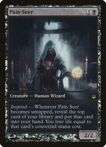 Pain Seer [Game Day & Store Championship Promos]